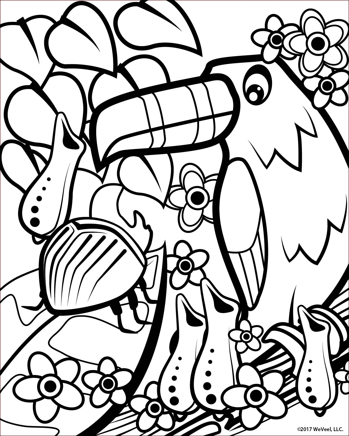 Coloring Pages | Scentos