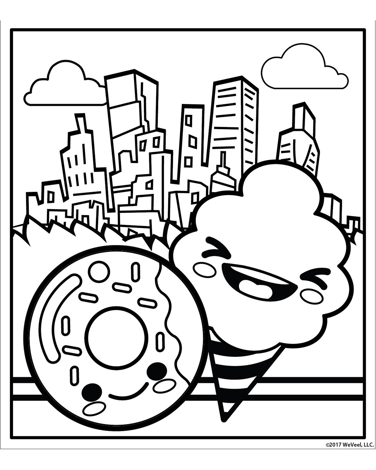 sugar rush coloring pages - photo#5